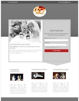 landing page_wedding